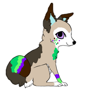 1 Pup to ~Leafeon2039 by MichelsAdoptions