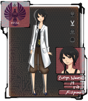 PPDC Application: Evelyn Navea by DreamingEri