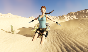 Ready for Action by tombraider4ever
