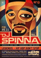 Legends: DJ Spinna by prop4g4nd4