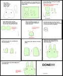 How to sew a bunny by Kiwikoala1