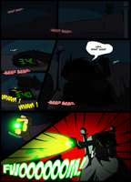 NU: New Legions pg 3 by TriggerhappyFemale