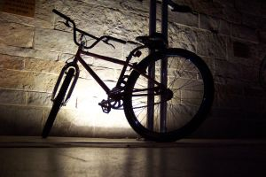 My bicycle by rambler13