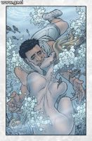 Locke And Key 01 pag 22 color by GabrielRodriguez