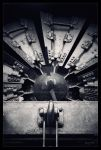 The Rotor Machine by noistromo