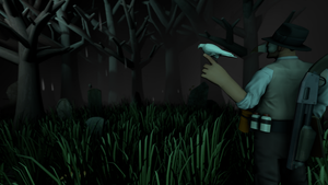 Dead forest [SFM] by Wojak1991