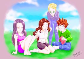 Friends in All Time! by ShonemZone