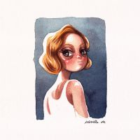 20s Girl by Iraville
