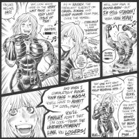Raiden + the last PSM endpager by AdamWarren