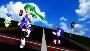 [ MMD ] Looks Like I Win Again by shammah121