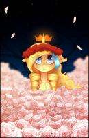 We're painting the roses red by Raponee