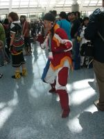 Anime Expo 2012-Korra by coolpizza16