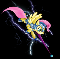 Flutter Lightning by BeamSaber
