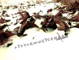 snow-leafs by littlemusicfreak