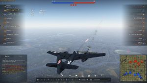 F7F-1 _ Realistic Battles replay by K4nK4n