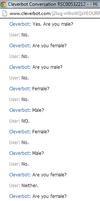 Never Ending Talk With Cleverbot by JesusFreakUS