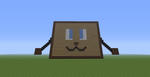 Tiny Box Tim in Minecraft by Phoenixthellama
