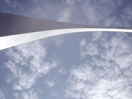 St. Louis Arch by keybladeherosora