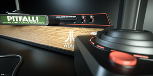 atari octane 2  v5 by 3DEricDesign