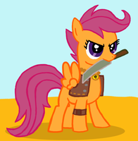 You call that a knife by DrLonePony