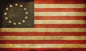 Betsy Ross - Grunge by tonemapped