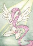 Fluttershy gift complete by shylavender