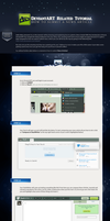 DeviantART Sta.sh Tutorial - Submitting News by KovoWolf