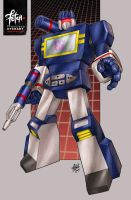 10/34 Soundwave by FranciscoETCHART