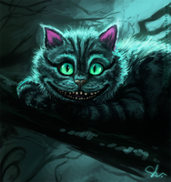 Cheshire by Heyriel