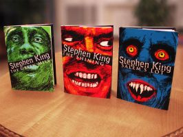Stephen King book series by Jarasmen