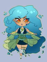 Water Sprite Adoptable Auction [N/A] by sonisadopts