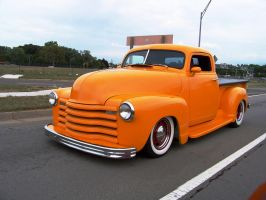 Chevy 3100 by DetroitDemigod