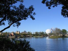 Epcot by Kittymoon00013