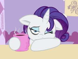 I Need A Cup Of Coffee by FitzOblong
