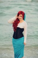 Ariel :: Too Shy by Maliyura