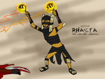 Rhasta the Shadow Shaman - Dota 2 by LightningB