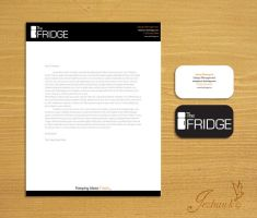 The Fridge letterhead by Jezhawk