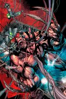 WOLVERINE ORIGINS 36 by Summerset