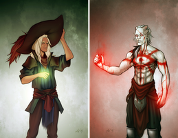 Inquisitors by Ami-Fly