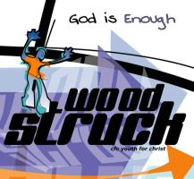woodstruck album concept cover by eggay