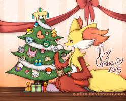 Merry Christmas! by Z-afiro