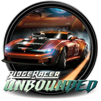 Ridge Racer Unbounded - Icon by DaRhymes