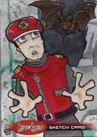 Captain Scarlet by 10th-letter
