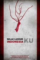 Nilai Luhur IndonesiaKu by indonesia