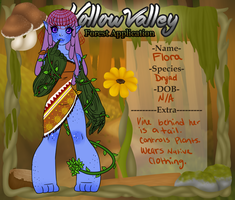 hollow valley - Flora by BiisuMonster