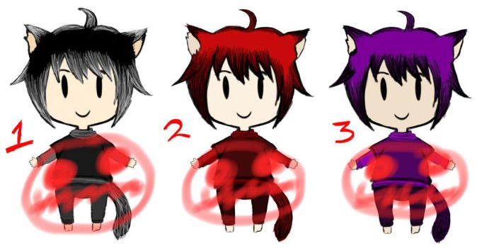 +ST+ (QUICK ADOPT-1-) 3/3 [OPEN] (REDUCED) by SanTahaki
