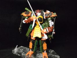 Pretender Bludgeon by forever-at-peace