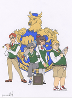 Bully : Nerdy Assault Squad by Furipteridae