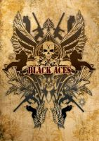 Black Aces by silifulz