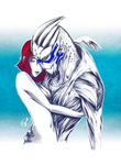 .There's no Shepard without Vakarian. by CarlaNatalie